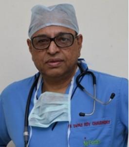 DR. TAPAS RAY CHOWDHURY